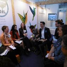 Vortrag Nachhaltigkeit in der Hotellerie/Hotelkonzeption im Rahmen der IMEX Messe